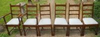Quality Oak Dining Room Suite Seat Six